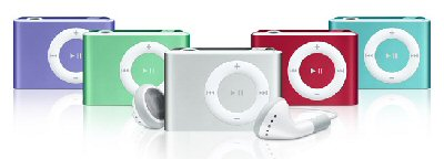 iPod shuffle (PRODUCT) RED Special Edition